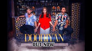 DOORIYAN - | AZMALIK | FEAT. | DANIMALIK | HINA RAJPOOT | (Official Song) Latest Punjabi Songs