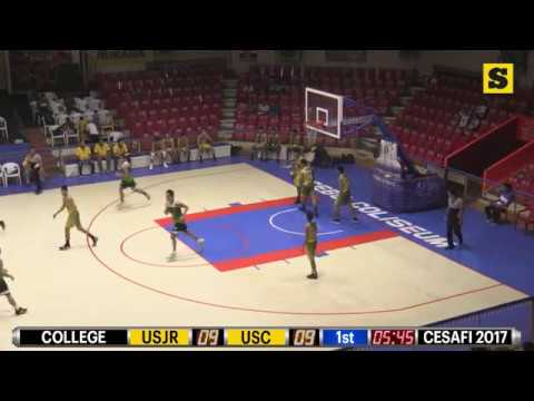 USC Warriors VS USJR Jaguars Oct. 10, 2017 (Battle for 3rd)