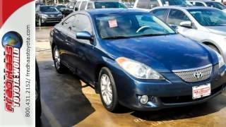 2005 Toyota Camry Solara Spring Houston, TX #5U515919T SOLD