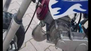 Pocket Dirt Bike Big Bore III