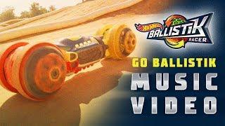 Hot Wheels - Go Ballistic! (Official MUSIC VIDEO) | Hot Wheels