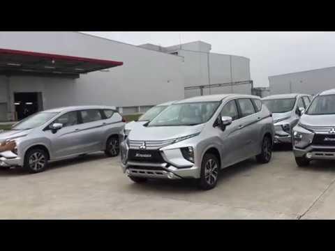 Mitsubishi Xpander Mulai Dikirim ke Konsumen