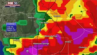 FOX 35 Storm Tracker Radar