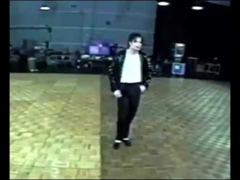 Michael Jackson MTV rehearsal  rare