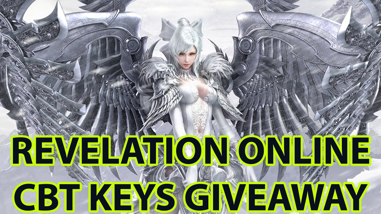 Revelation online beta key giveaway