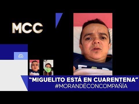 ¡Miguelito Y Su Mamá Están En Cuarentena! - Morandé Con Compañía 2020