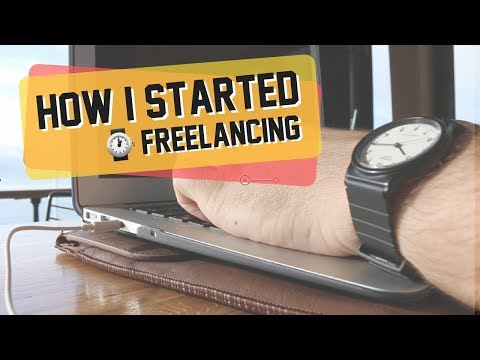 How I Started Freelancing | Lessons & Mistakes
