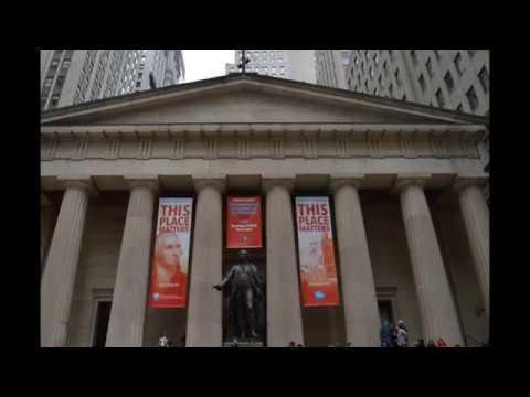 US NYC Wall Street Trip (Photo Album)