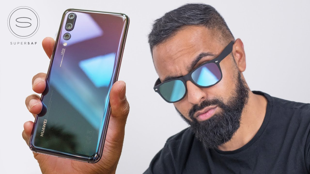 huge selection of adfdf 4b389 Huawei P20 Pro UNBOXING