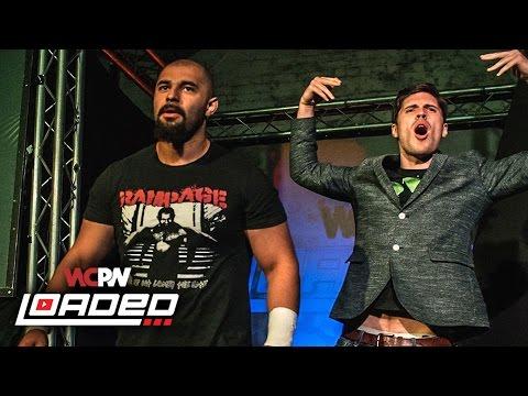 WCPW Loaded #4 Part 4 - Big Damo & Joe Coffey vs Rampage & Primate