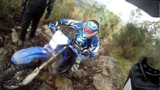 In Dust We Trust - Yamaha XT660Z Tenere Extreme Hard Core