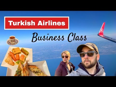 Israel To Turkish Airlines Business Class | Travel Day