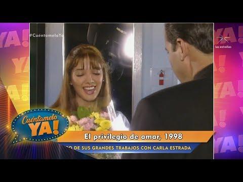 ¡Las mejores telenovelas de Adela Noriega!   Cuéntamelo YA!