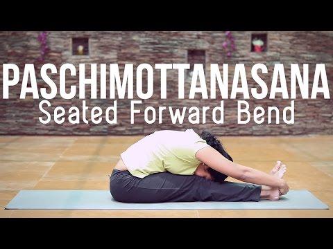 How to do Paschimottanasana (Seated Forward Bend)
