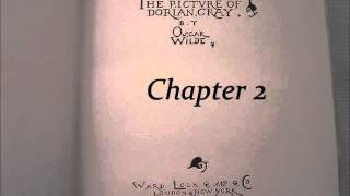 ASMR Reading: The Picture of Dorian Gray - Chapter 2 - Soft Spoken (Audio Only)