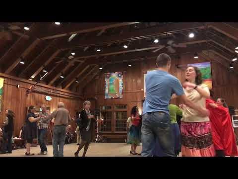 Waltz at John C Campbell Folk School with Dog Branch Cats 3/31/18