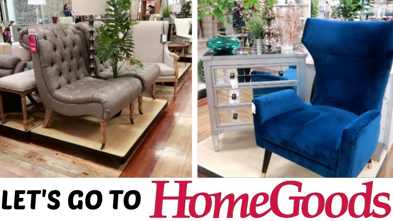 Homegoods Shop With Me Furniture Decor 2019 Youtube