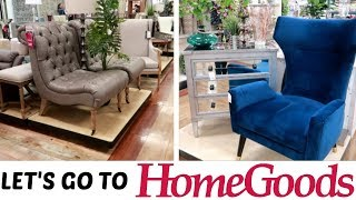 HOMEGOODS SHOP WITH ME! FURNITURE & DECOR 2019