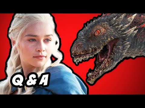 Game Of Thrones Season 5 Q&A - Dragons and Gods