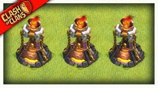...DID CLASH OF CLANS MADE A 3RD INFERNO TOWER?!?