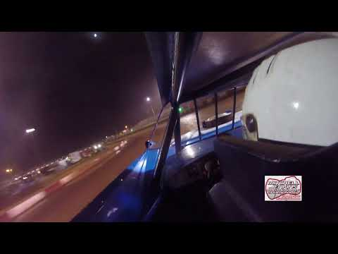 Jerry Fowler Super Bomber In Car Dixie Speedway 9/30/17!