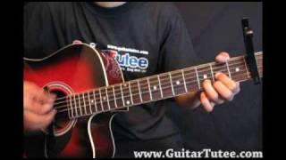 Taylor Swift - Crazier, by www.GuitarTutee.com