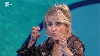 Luciana Littizzetto e il bacio di Ilary Blasi a Daniele Bossari - Che tempo che fa 10/12/2017