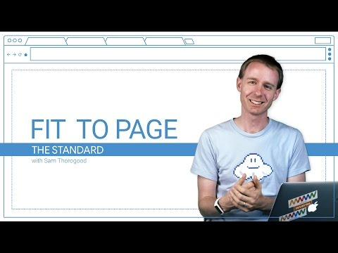 Fit To Page (The Standard, Ep. 2)