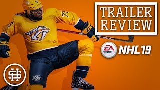 NHL 19 Trailer Review