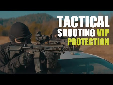Tactical Shooting: VIP Protection