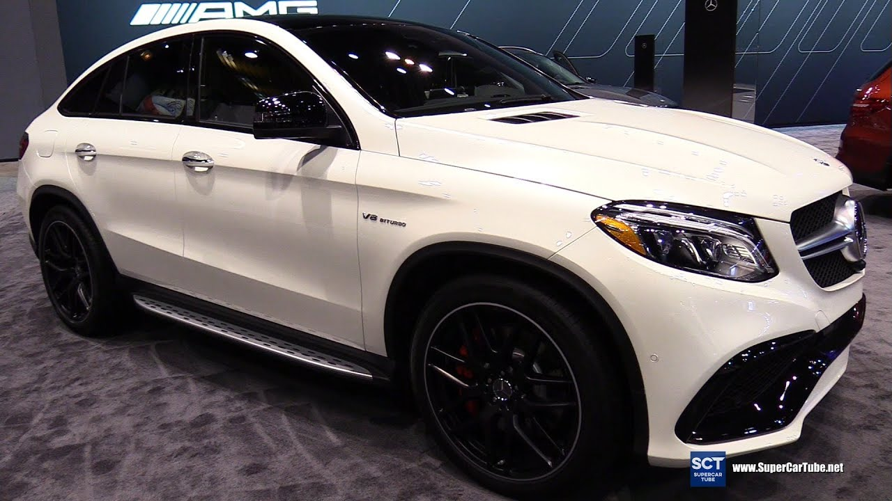 2018 Mercedes Amg Gle 63 S Coupe Exterior And Interior Walkaround