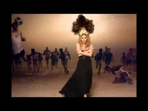 Shakira La La La (Spanish Version) ft Carlinhos Brown