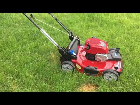 My Best Lawn Mower ~ Toro Recycler 22 inch All-Wheel Drive Mower ~ Review! (sort of)