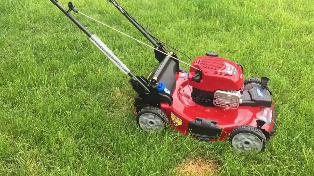 toro lawn mower (review&compare prices 2018)