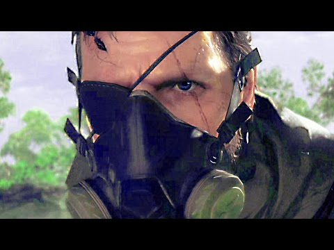 Metal Gear Solid 5 Phantom Pain All 4 Endings + Deleted Secret Ending Mission 51
