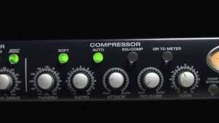 PreSonus Studio Channel Tube Channel Strip, Preamp, EQ, Compressor Overview | Full Compass