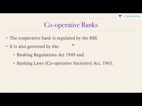 Essence of Banking Sector in India - 6 - Types of Banks in India and Their Functions Part 3