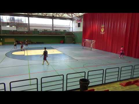 ANDAINA - CENTRO FUTBOL 1-4 OS TRITÓS DESGUACES VILABELLA