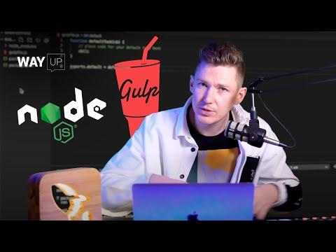 Node.JS для верстальщика с нуля: делаем магию