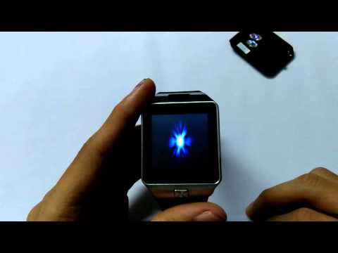 How to Install Firmware Files and Unbrick DZ09 Smartwatch Phone