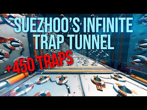 Suezhoo's Infinite Trap Tunnel - 3:09 - Only Completion Ever