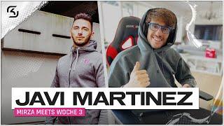 MIRZA MEETS.. JAVI MARTINEZ | Der FC Bayern München defensiv Jo