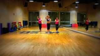 "Zumba ""Gimme Gimme Gimme"" by Beanie Man"
