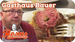 Horror beim finalen Testessen: Fleisch ist teilweise roh!   8/8   Rosins Restaurants   Kabel Eins