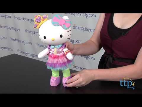 Princess hello kitty doll from blip toys youtube - Princesse hello kitty ...