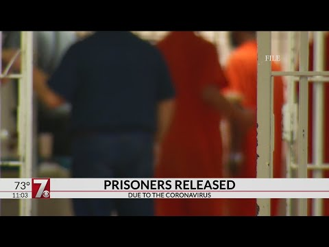More than 100 inmates released from Upstate jails amid coronavirus concerns
