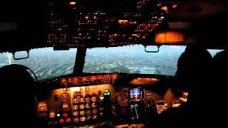Intercockpit MCC Boeing 737-300 Simulator Session 3