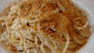 Creamy Cauliflower Spaghetti Alfredo