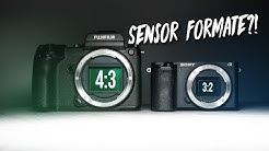 Kamera Sensorformat 4:3 besser als 3:2?! 📸 FOTOGRAFIE VLOG DEUTSCH