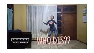 SECRET NUMBER(시크릿넘버) _ Who Dis? | Dance Cover 댄스커버 | From In…